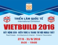 VietBuild Exhibition 2016 - Ho Chi Minh City