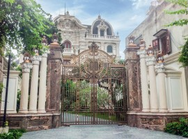 Villa project - Nam Dinh | Gate